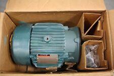 RELIANCE MOTOR 2 HP, 400 VOLT, 960 RPM, 184TCZ FRAME