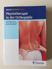 Physiotherapie in der Orthopädie von Mechthild Dölken