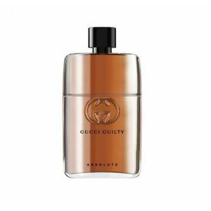 Gucci Guilty Absolute EDP 50ml Eau De Perfume for Men New & Sealed