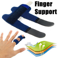 Finger Pain Relief Splint Training Support Brace For Straightening Curved Bent