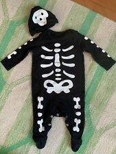 Baby Halloween Outfit - Age 3-6 Months