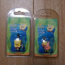 New SpongeBob Squarepants And Patrick Phone Charm Keyring