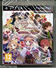 Atelier Rorona Plus The Alchemist Of Arland  'New & Sealed'   *PS3*