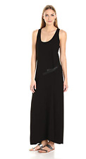 THEORY 722$ Lauressa Elevate Crepe Maxi Dress size 6