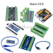 Nano V3.0 CH340G ATmega328 5V 16MHz Terminal Adapter Controller Board f Arduino
