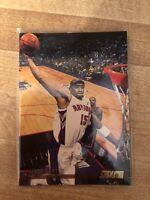 2002-03 Stadium Club Toronto Raptors Basketball Card #30 Vince Carter