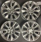 4 Chevy 1500 Factory 20 Alloy Wheels 101g Oe 6 Lug Yukon Silverado Tahoe 2021