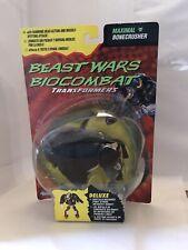 Bonecrusher - Beast Wars Biocombet - New & Sealed - Transformers