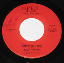 "Billy Harner 7"" 45 HEAR NORTHERN SOUL Irresistable You OPEN #1251 Honky Dory"