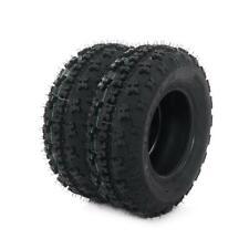 Fit Honda TRX450R Electric Start Front ATV Tires AT 21x7x10 P348 4 PLY BIAS 2PCS