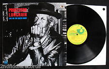 PROFESSOR LONGHAIR-LIVE ON THE QUEEN MARY Blues Album-Piano-HARVEST #SW-11790