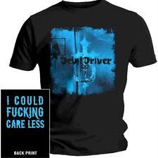 DEVILDRIVER - Care Less - T-Shirt - Größe / Size S - Neu - DEVIL DRIVER