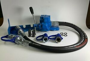Remote Hydraulic Valve Kit for Ford 5000 7000 5600 6600 7600 Tractors 1 Spool