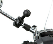 "Ultimate Addons Scooter Moped Bike Mirror Mount Attachment with 25mm 1"" Ball"