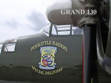 "B25J Airplane Photos. - "" Doolittle Raiders, Special Delivery"""