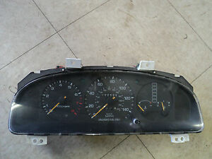 95 Mazda 626 MX-6 Speedometer Instument Cluster 4cyl, AT