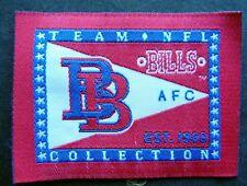 """Buffalo Bills AFC Football Cloth 2"""" Label PATCH"""