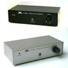 TCC TC-780LC Stereo Line Level Amp / Booster; SILVER
