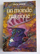 Un Monde magique  - Jack Vance - J'ai Lu