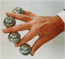 Vernet Multiplying Balls Silver Close Up Parlor Magic Trick