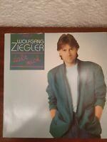 Wolfgang Ziegler / Halt mich / DDR LP  1988 / Amiga 856366 R7/6