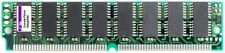 8MB PS/2 FPM 72-Pin SIMM Double Sided Computer Memory 60ns Motorola MCM54400AN60