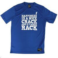 AA - Nice Crack And A Large Rack - Dry Fit Breathable Sports T-SHIRT