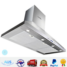 1200MM Rangehood Stainless Steel BBQ Kitchen Commercial Home Canopy Exhaust