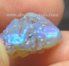 AUSTRALIAN LIGHTNING RIDGE  SOLID OPAL ROUGH NATURAL Stone Unpolished12.20ct