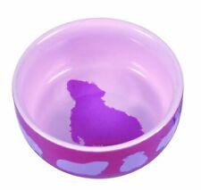 Trixie Ceramic Bowl With Motif Guinea Pigs 250 Ml 11 Cm