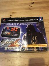tekken 4 Arcade Stick Boxed Ps2 Import