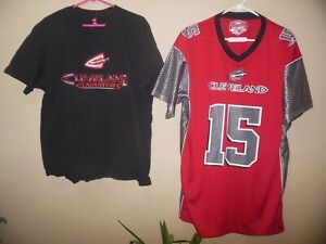 CLEVELAND GLADIATORS # 15  Arena Football Jersey