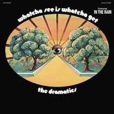 The Dramatics - Whatcha See Is Whatcha Get LP REISSUE SEALED NEW VOLT/CONCORD
