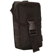FOX MOLLE Modular Triple 5.56 Ammo Mag POUCH 56-741 - BLACK