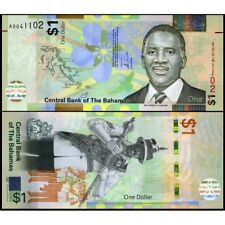 BAHAMAS  1 Dollar 2017 UNC P New 2017