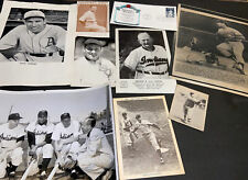 1939-83 BASEBALL CARDS~PHOTO PACKS~RUTH CACHET~GEHRIG~BENCH~KINER~CY YOUNG~DOBY+