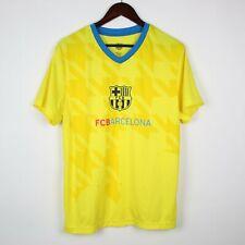FCB Mens FC Barcelona V-Neck Shirt LARGE