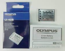 OLYMPUS batterie LI-42B