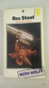 Death of a Dude Paperback –1969 by Rex Stout  (Author)