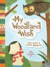 My Woodland Wish by Kate Endle & Caspar Babypants c2011 VGC Hardcover SIGNED