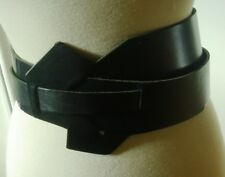 "NWOT PORTS 1961 LEATHER BELT  SIZE 26""-28"""