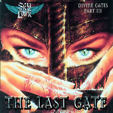 SKYLARK-DIVINE GATES PART 3: THE LAST GATE-CD-power-rhapsody-luca turilli