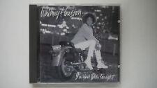 Whitney Houston-I 'M YOUR BABY TONIGHT-CD