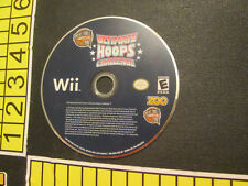 Hall of Fame: Ultimate Hoops Challenge (Nintendo Wii, 2010)
