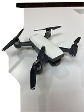DJI Spark 1080p Camera Drone - White (Used)