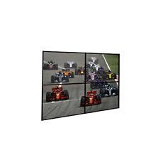 Videowall 2x2 a parete supporto per 4 monitor (non inclusi)