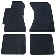 OEM 2000-2004 Subaru Legacy Outback 03-06 Baja All Weather Floor Mats Rubber NEW