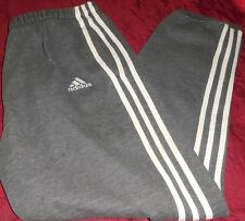 MENS ADIDAS TAPERED LEGS RUN,JOG,TRAIN,BASKETBALL,WORKOUT PANTS WARM-UP Sz S