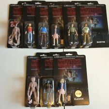 "STRANGER THINGS FUNKO 3.75"" ACTION FIGURES COMPLETE COLLECTION + 3 CHASE VARIANT"