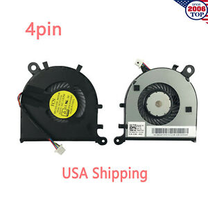 New CPU Cooling Fan for Dell XPS 13 9343 9350 9360 9530 XHT5V DC28000F2F0